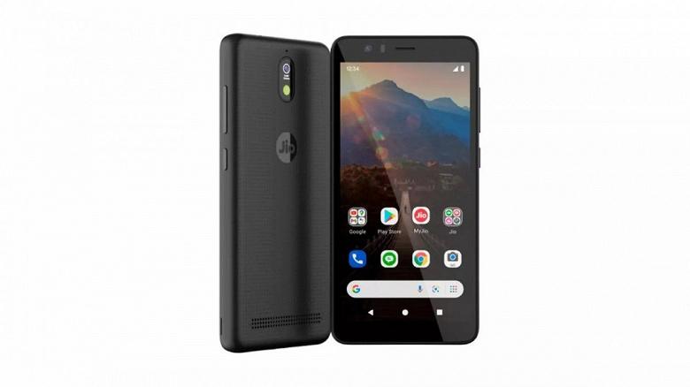 Названа цена самого дешёвого смартфона в мире. JioPhone Nex получит 3 ГБ ОЗУ и Android 11 Go
