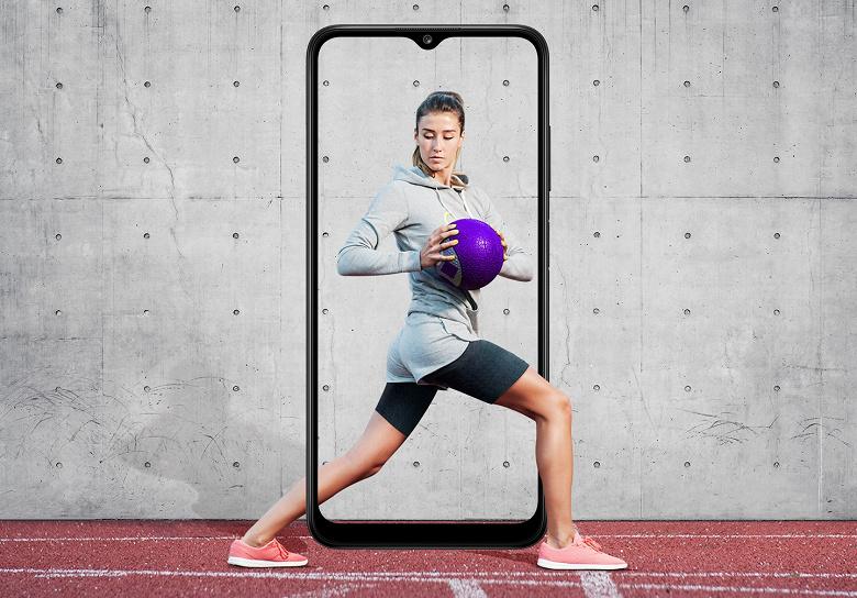 Новый бюджетный долгожитель: представлен Samsung Galaxy A03s