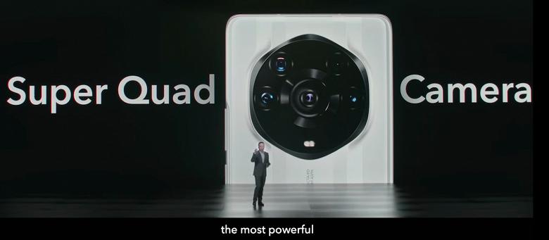 Керамика и самая мощная суперкамера. Представлен премиальный Honor Magic3 Pro+