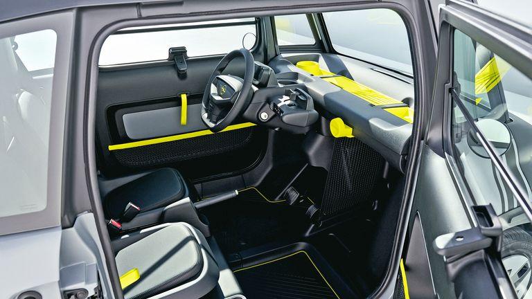 Представлен электромобиль Opel за 7000 долларов, для которого не нужно водительское удостоверение