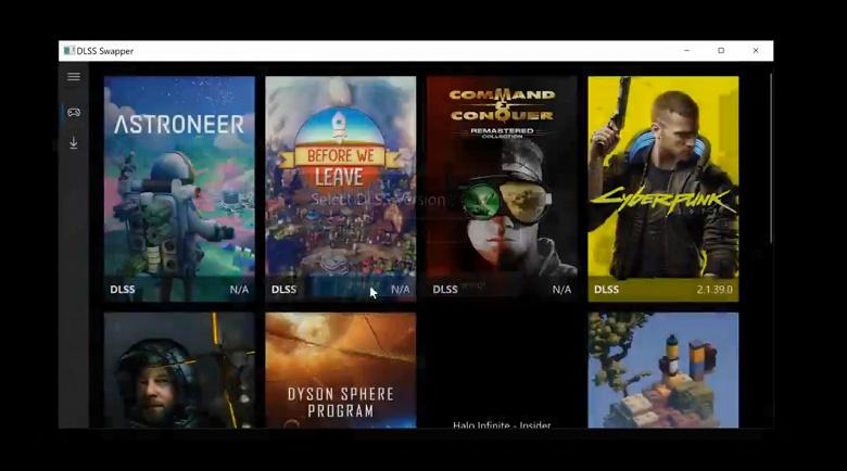 «Магическую» технологию Nvidia DLSS теперь можно обновлять самостоятельно. DLSSSwapper позволяет переносить библиотеку из игры в игру