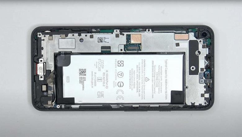 Pixel 5a 5G только начали продавать и уже разобрали: починить его будет непросто