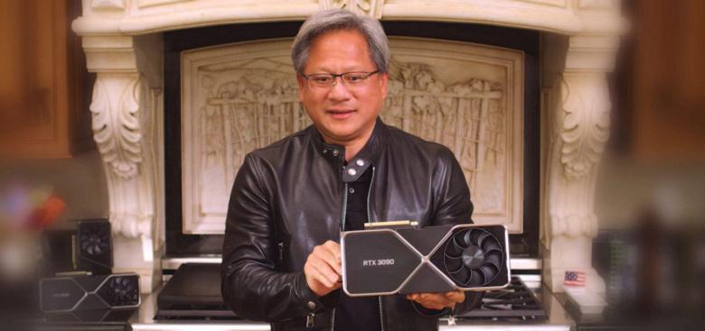 GeForce RTX 3090 Super станет уникальной видеокартой. Это будет первая модель Nvidia с пропускной способностью памяти более 1 ТБ/с