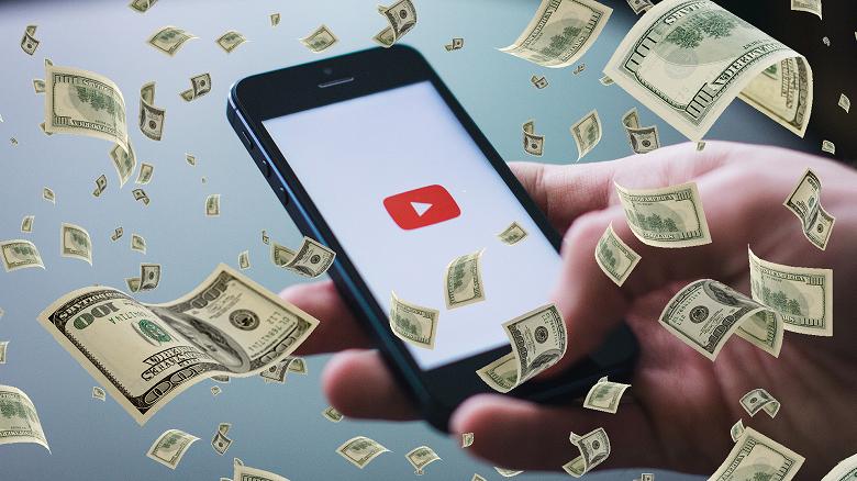 YouTube заплатил создателям контента 30 миллиардов долларов за последние три года