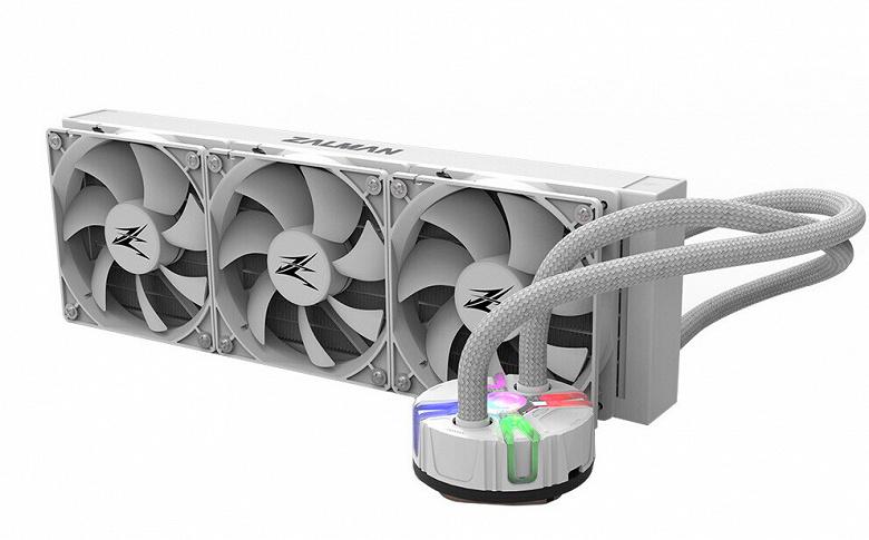 В серию систем жидкостного охлаждения Zalman Reserator 5 вошли четыре модели