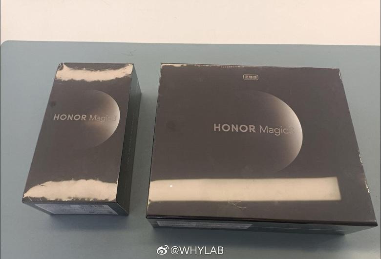 Петакамера во всей красе. Honor Magic3 Pro Plus, очень похожий на Huawei Mate 40 RS Porsche Design, показали вживую