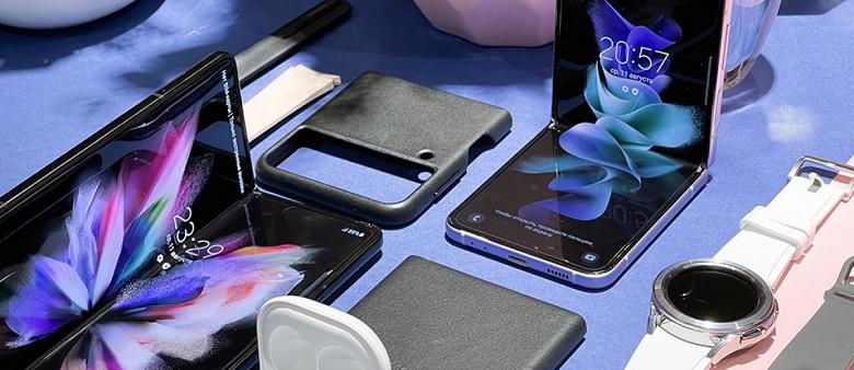 Samsung предлагает новые смартфоны в обмен на четыре старых смартфона с доплатой. Также принимают планшеты и умные часы