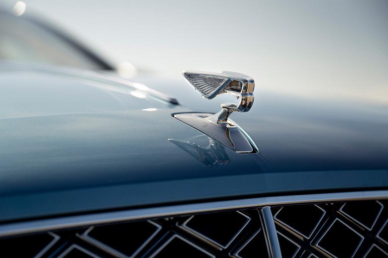 Представлен первый электрифицированный автомобиль Bentley Mulliner