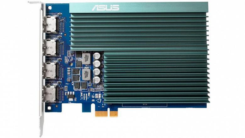 Когда GeForce RTX 3060 не купить, сойдет и GeForce GT 730? Asus вернула в продажу GeForce GT 730 родом из 2014 года