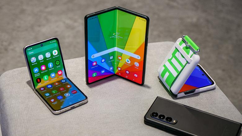 Новое поколение прибыло: в продажу поступили уже ставшие бестселлерами Samsung Galaxy Z Fold3 и Galaxy Z Flip3, а также Galaxy Watch4