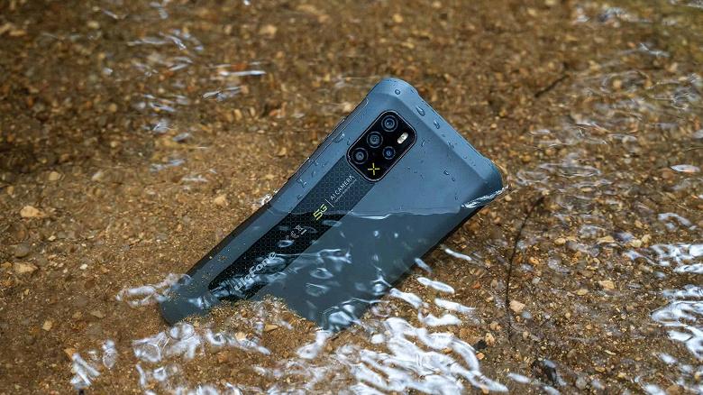 Неубиваемый смартфон с Dimensity 700, 8/128 ГБ, громкими стереодинамиками, FM-радио и беспроводной зарядкой. Ulefone Armor 12 5G будет доступен всего за $200 для первых покупателей