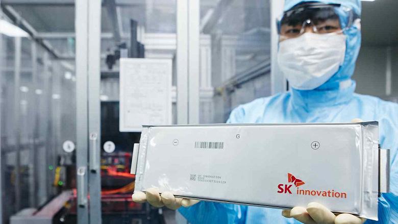SK Innovation выделит аккумуляторный бизнес в самостоятельное предприятие