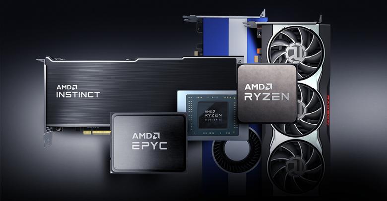 Intel продолжает уступать позиции AMD на процессорном рынке. AMD заняла крупнейшую долю за последние 14 лет