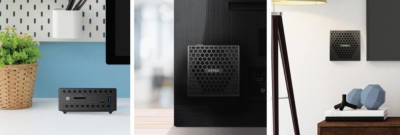 Литровый мини-ПК с пассивным охлаждением и одним из самых неизученных процессоров Intel. Представлен Zotac ZboxCI331nano