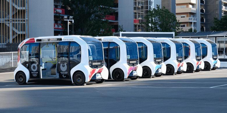 Беспилотное авто Toyota сбило спортсмена на Паралимпийских играх