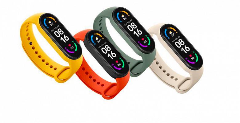 Xiaomi Mi Band 6 с NFC скоро появится в Европе