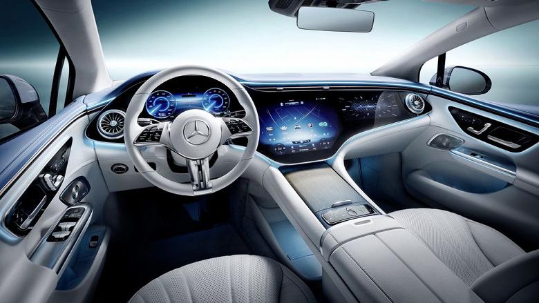 Так выглядит электрический Mercedes-Benz Е-Класс. Daimler представила Mercedes-Benz EQE с запасом хода 660 км и электродвигателем мощностью 288 л.с.
