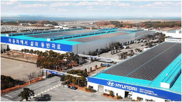 Из-за дефицита полупроводниковой продукции Hyundai Motor снова пришлось остановить завод в Южной Корее