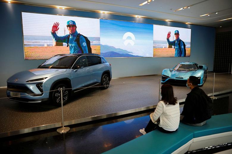 В период с января по август в Китае было продано 1,7 млн «автомобилей на новой энергии»