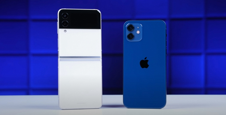 Samsung Galaxy Z Flip3 против iPhone 12 mini. Какой из смартфонов автономнее?