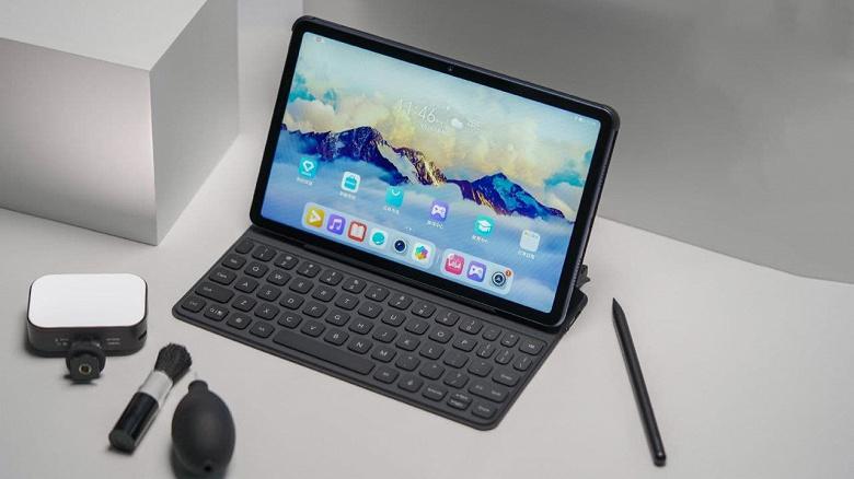 7250 мА·ч, экран 2К, 90 Гц, стилус за 295 долларов. Представлен планшет Honor Tab V7