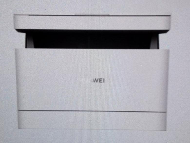 Так выглядит первый принтер Huawei. Он засветился в приложении Smart Life