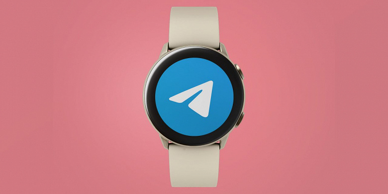 Telegram no longer supports Wear OS and the latest Samsgun Galaxy Watch 4 and Watch 4 Classic smartwatches
