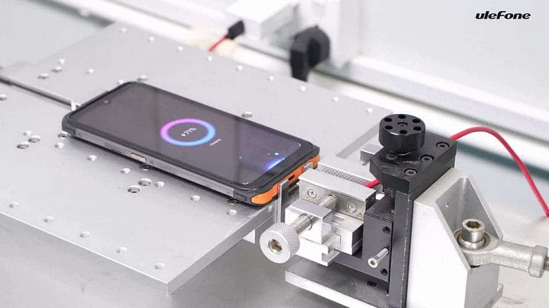 Какие испытания проходит первый в мире неубиваемый смартфон с антибактериальным покрытием, NFC и беспроводной зарядкой Ulefone Armor 12 5G перед выходом на рынок
