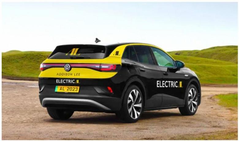 Крупнейшее лондонское такси рассчитывает полностью перейти на электромобили к 2023 году