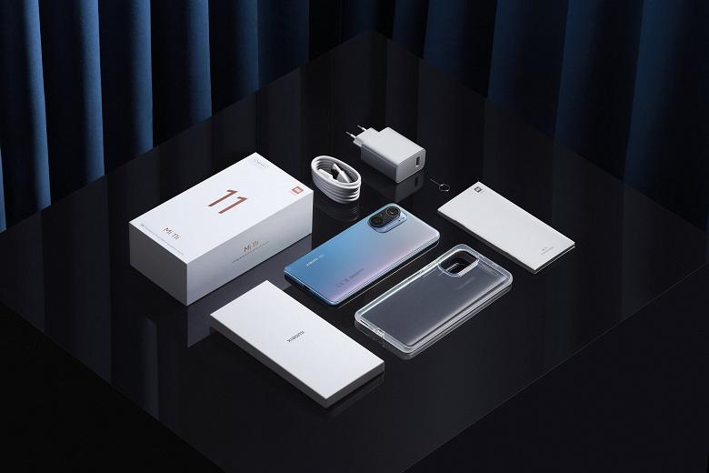 Международные Xiaomi Mi 11i получили улучшенную MIUI 12.5
