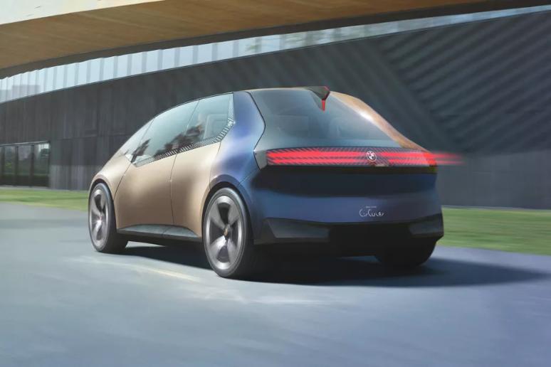 Представлен первый электромобиль BMW, который полностью подлежит переработке