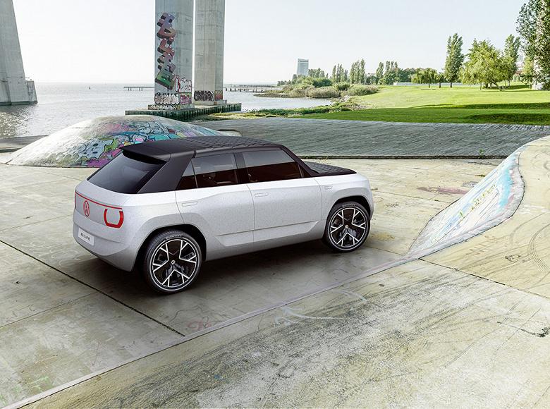 Взгляд в будущее: представлен кроссовер Volkswagen ID. Life с запасом хода 400 км
