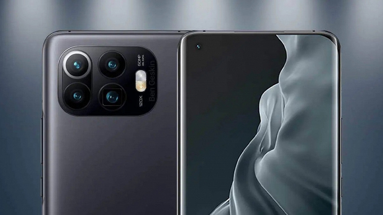 Xiaomi 12 получит крошечные рамки и совершенно новый дизайн