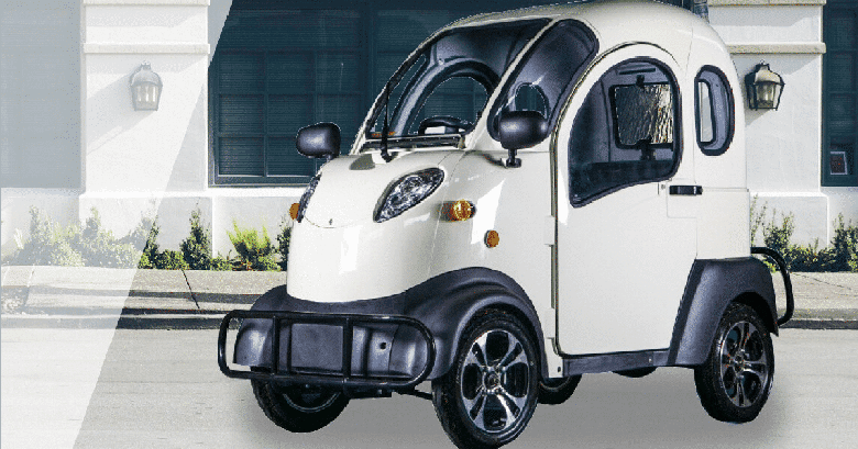 The cheapest electric car in the world is presented: ElectricKar K5 is offered for 1700 euros