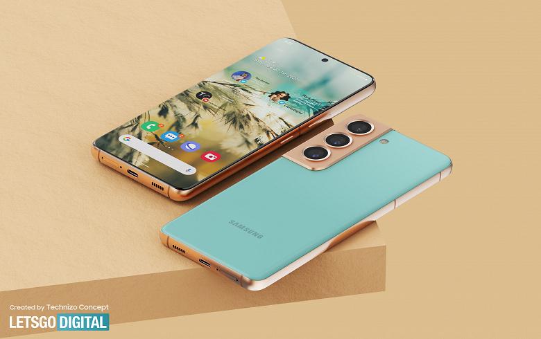 Samsung Galaxy S22 Plus показали на качественных рендерах и видео. Olympus опровергла слухи о сотрудничестве с Samsung
