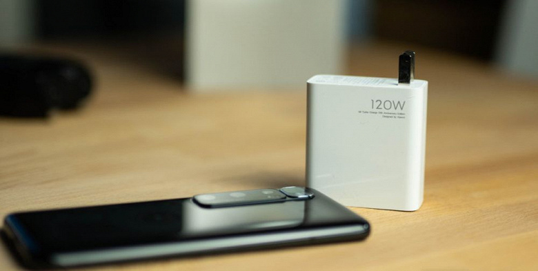 Redmi K50 получит 120-ваттную зарядку, а следующий флагман Xiaomi будет поддерживать зарядку мощностью 150 Вт