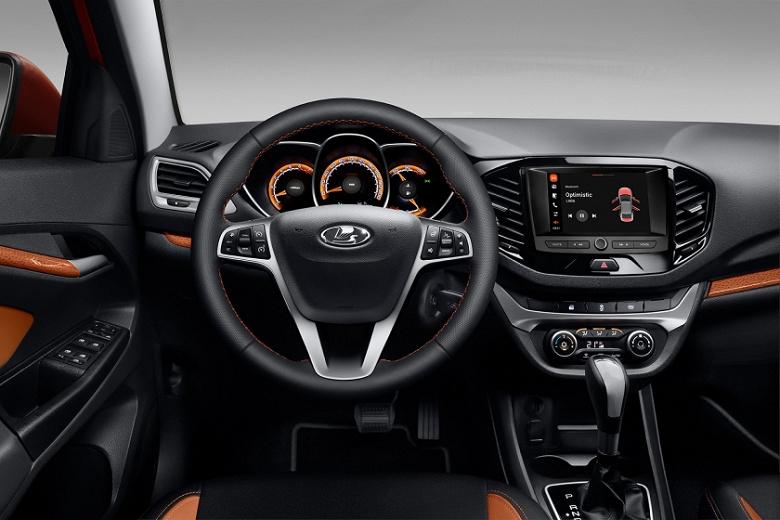 АвтоВАЗ оснастил Lada Vesta новой мультимедийной системой EnjoY