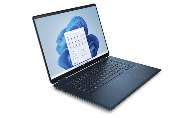 Ноутбук HP Spectre x360 16 будет предложен в конфигурации с дисплеем OLED