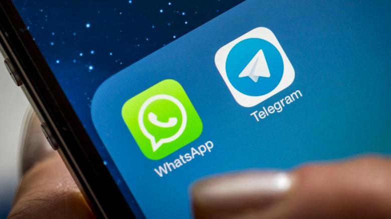 Telegram троллит WhatsApp за её новейшую функцию