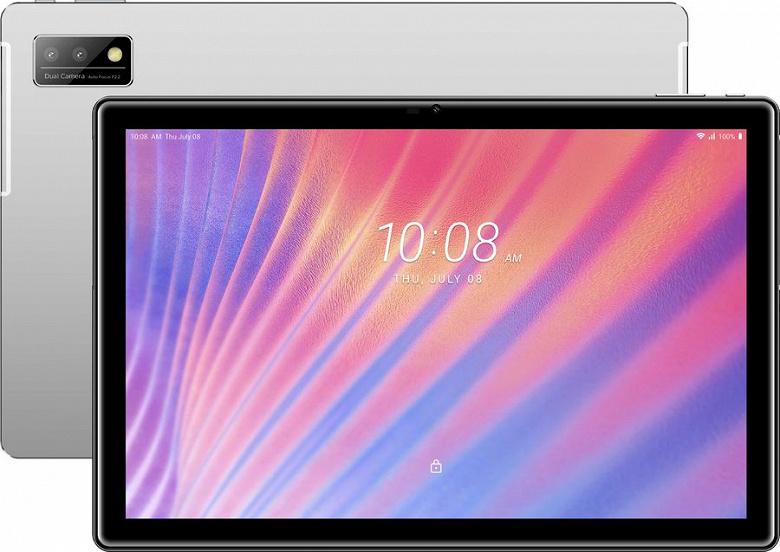 Двойная камера, 7000 мА·ч и Android 11. Первый за долгие годы планшет HTC прибыл в Россию