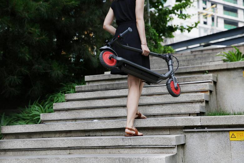 В России представлены новые электросамокаты Segway-Ninebot для детей и подростков. Объявлены цены