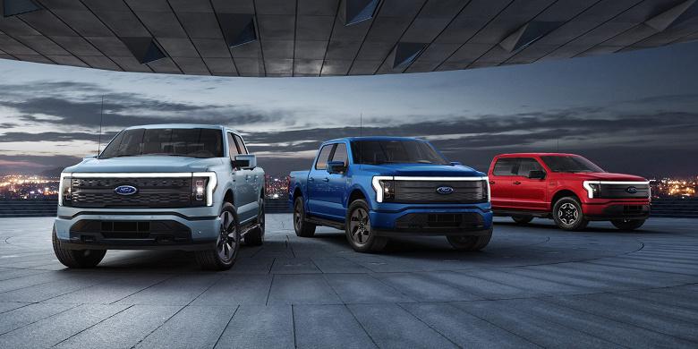 Ford и SK инвестируют 11,4 млрд долларов в строительство завода по производству электромобилей F-150 и трех заводов по производству аккумуляторов