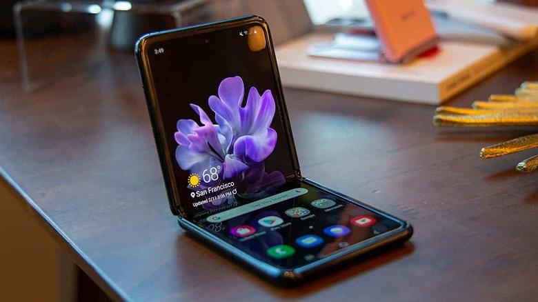 У внешнего экрана Samsung Galaxy Z Flip3 обнаружен баг