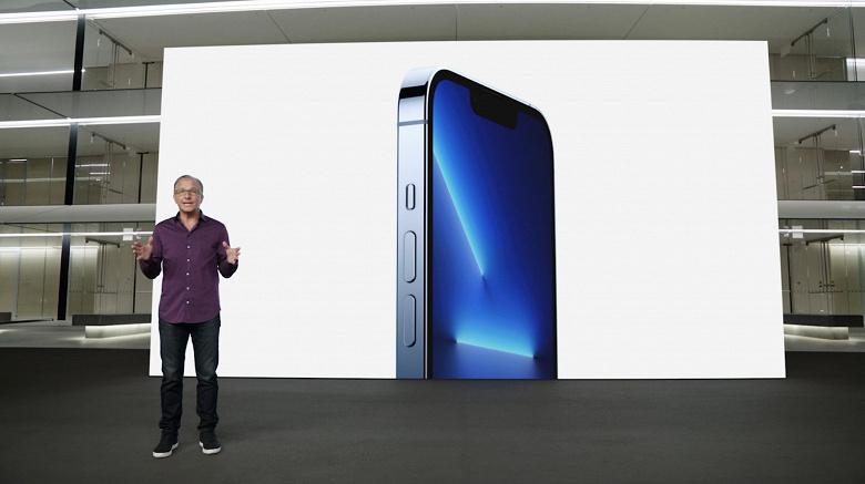 Представлены iPhone 13 Pro и iPhone 13 Pro Max: 120 Гц, увеличенные аккумуляторы и профессиональные камеры
