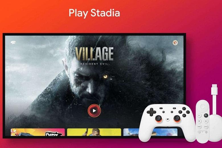 Игры в Google Stadia на телевизоре теперь доступны через любой контроллер или смартфон