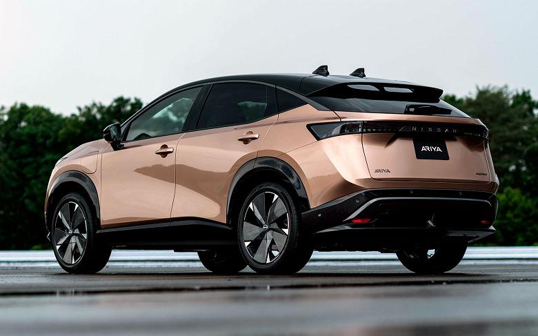 Вдвое дороже Nissan Leaf: в Европе стартовал приём предзаказов на Nissan Ariya