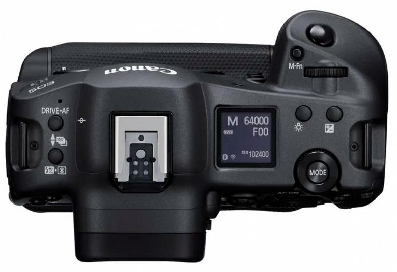24 Мп и запись видео 6К со скоростью 60 к/с за 6000 долларов. Представлена флагманская беззеркальная камера Canon EOS R3