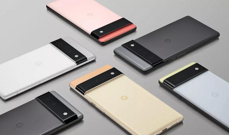 Смартфоны Google Pixel 6 и 6 Pro могут оказаться не такими дорогими, как предполагалось
