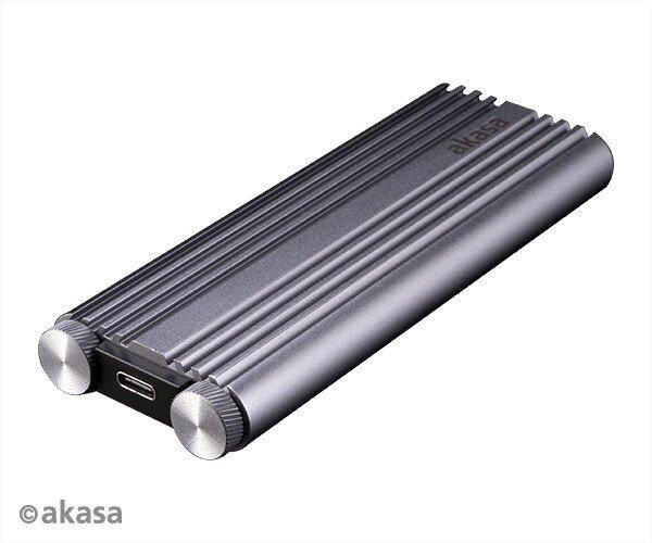 Akasa выпускает корпус для внешнего SSD с интерфейсом USB 3.2 Gen 2х2