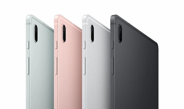 В России стартовали продажи дешёвой версии Samsung Galaxy Tab S7 FE на базе Snapdragon 778G